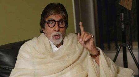 Amitabh Bachchan refutes reports of narrow escape in a car accident, says there has been no accident
