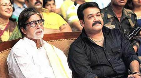 Amitabh Bachchan, Mohanlal approached for Gumnaam