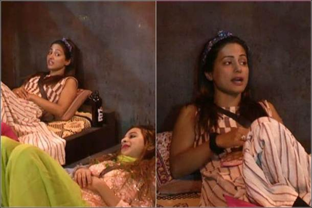 hina khan jail, hina khan jail punishment, hina khan bigg boss 11, hina khan images