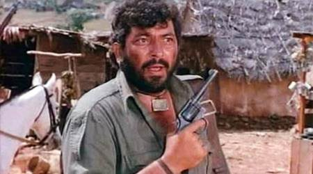 On Amjad Khan's 77th birth anniversary, a tribute to the star whose portrayal of Gabbar Singh remains Bollywood's pop-cultural apogee