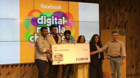 Aligarh Muslim University team wins $5000 Facebook funding for web extension that counters extremist content