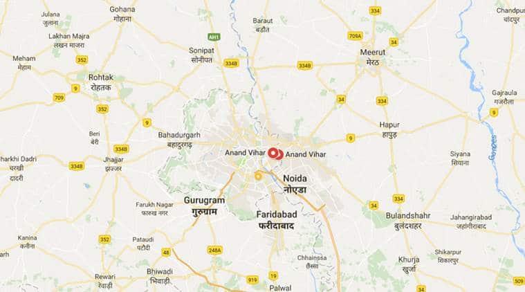 DCW, begging, delhi child tied to tree, swati maliwal, delhi news