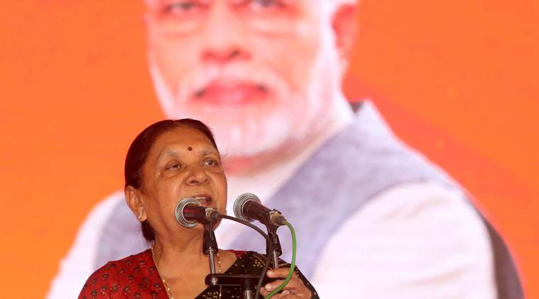 Imran Khan using Modi's words, it's matter of pride: Anandiben Patel