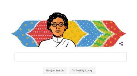 Google Doodle honours Anasuya Sarabhai, India's first woman union leader, on her 132nd birthday