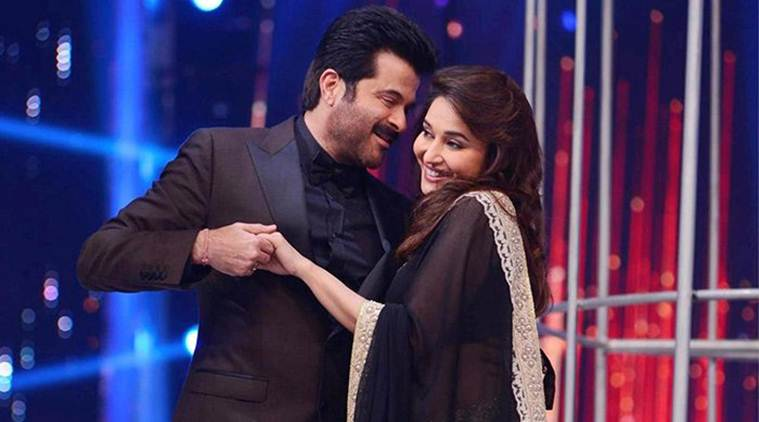 Madhuri Dixit And Anil Kapoor, Again. Prep For Total Dhamaal