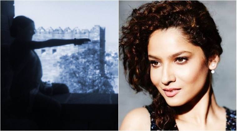 Manikarnika: First look of Jhalkari Bai aka Ankita Lokhande revealed on internet