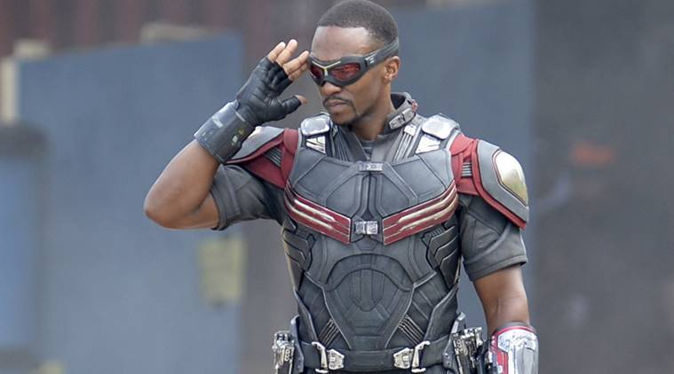 Marvel actor anthony mackie wants to be the next james - Faucon avengers ...