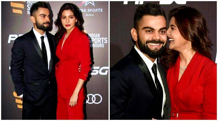 Anushka Sharma, Virat Kohli make strong style statement as the power couple  in power suits | Lifestyle News,The Indian Express