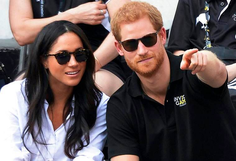 Prince harry meghan markle engaged
