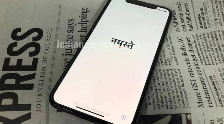 iPhone X, iPhone X review, iPhone X price in India, Apple, Apple iPhone X, Apple iPhone X price in India, Apple iPhone X specs, iPhone X launch