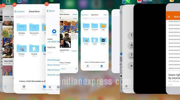 Apple iphone x gestures, Apple iphone x screenshots, Apple iphone x kills apps, Apple iphone x Siri, how to kill apps on iphone X, how to take screeenshots on iphone X