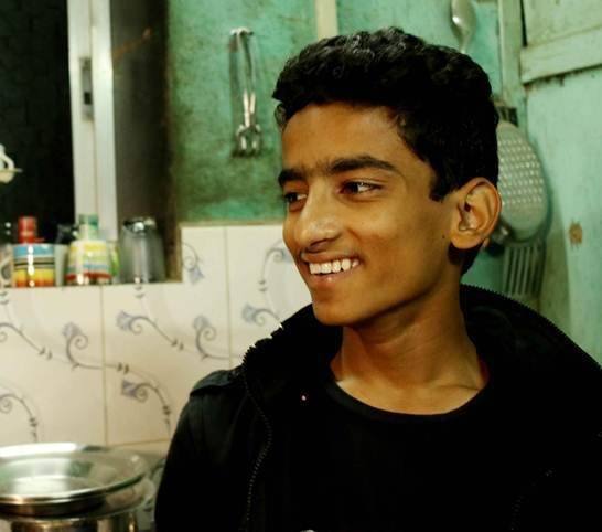 With four boys, this mother measures her successes in how well she brings them up in a Mumbaislum