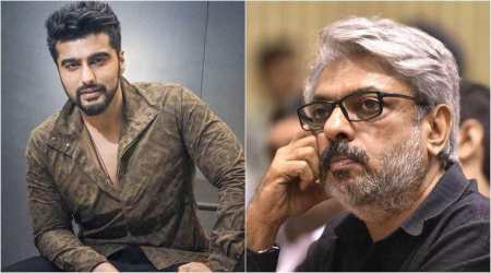 Arjun Kapoor on Padmavati row: Sanjay Leela Bhansali's vision must be trusted