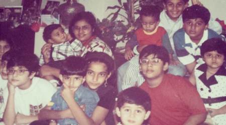 Can you recognise the celebrities in Arjun Kapoor's throwback picture?