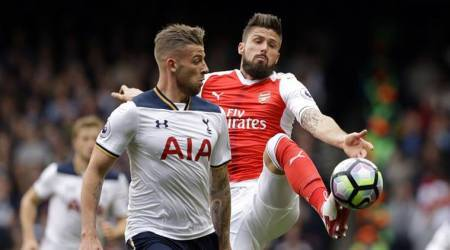 Arsenal vs Tottenham Hotspur: When and where to watch Arsenal vs Tottenham Hotspur, live TV coverage, live streaming