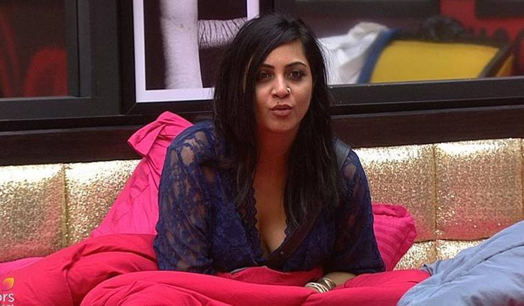Arshi Khan is one of the contestants of Bigg Boss 11.