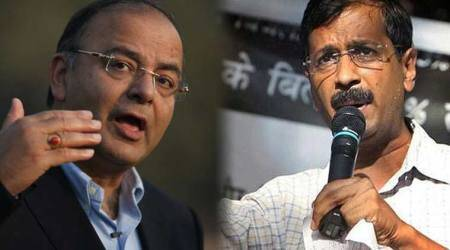 Arun Jaitley accuses Arvind Kejriwal's councel for not questioning him on defamatory remarks