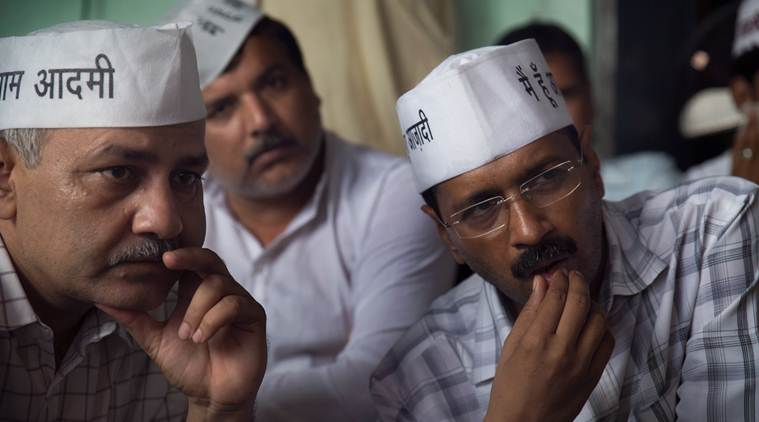 From opponents to ex-allies, AAP faces heat over decision