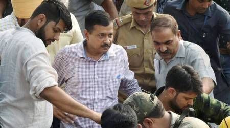 Kathputli Colony demolition: DDA not under my government, will ask L-G to stop the brutality, says ArvindKejriwal