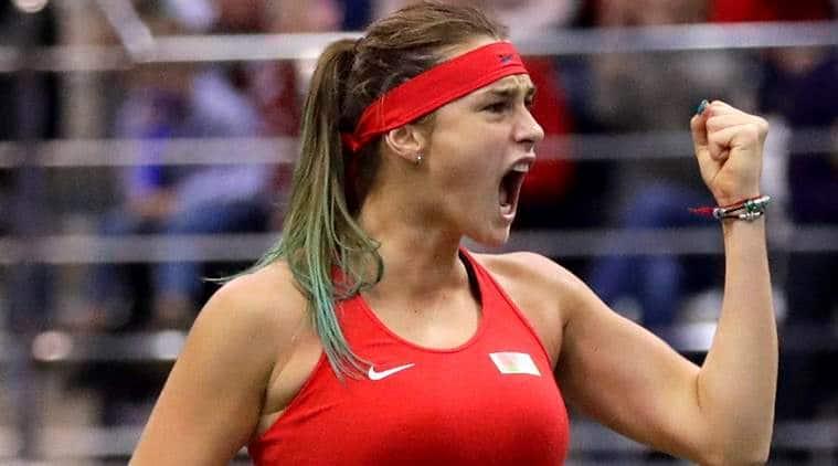 WTA: Aryna Sabalenka grabs her maiden trophy