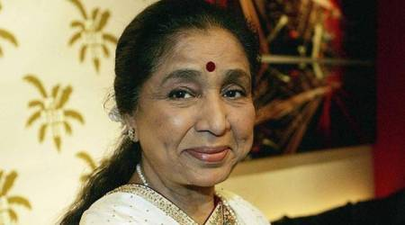 Asha Bhosle regrets not singing English songs