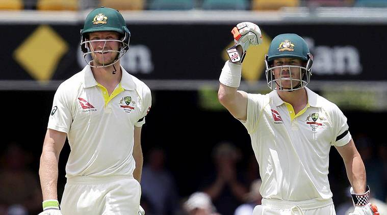 England fight back as Australia 326-8 at lunch