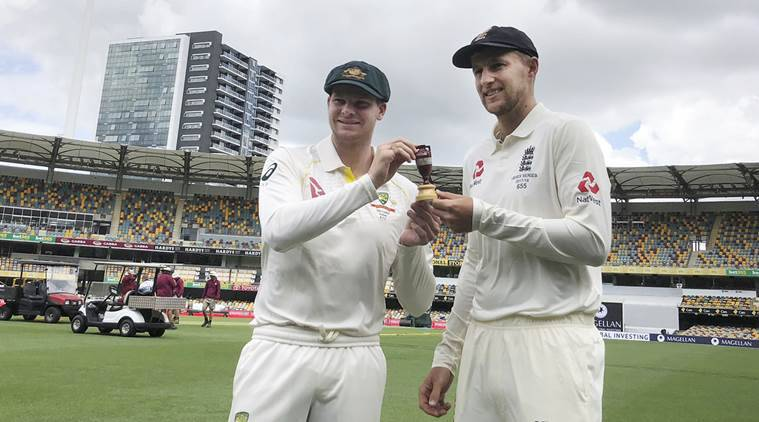 England will play first Ashes Test against Australian at Gabba on Thursday.