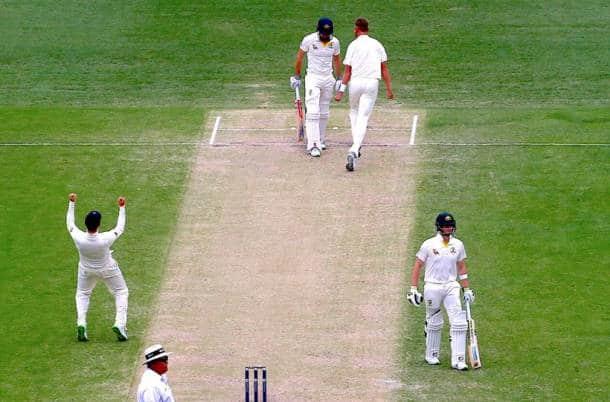 Cricket - Ashes test match - Australia v England - GABBA Ground, Brisbane, Australia