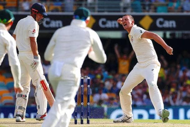 Cricket - Ashes test match - Australia v England - GABBA Ground