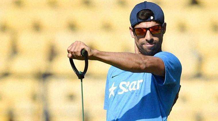 Ashish Nehra played his last international match against New Zealand earlier this month.