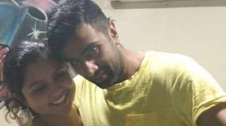 ravichandran ashwin, ashwin, ashwin wife, prithi ashwin, ashwin anniversary, cricket, sports news, indian express