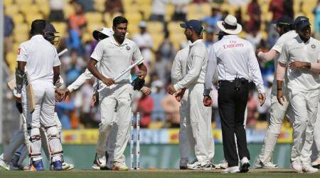 India vs Sri Lanka: Twitterati hail R Ashwin, India as hosts crush Sri Lanka by innings and 239 runs