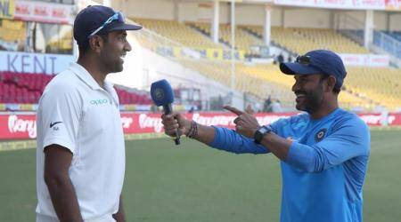 Have to thank the fielders for taking all those catches, says 300-wicket man R Ashwin