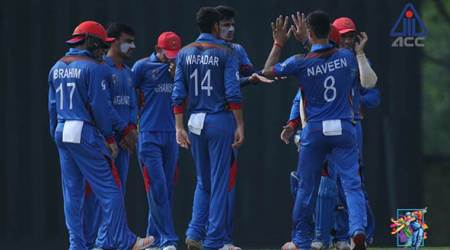Afghanistan reaches U19 Asia Cup final for the first time.