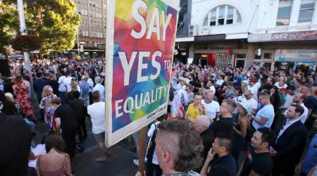 Australian gay marriage bill would let churches boycott
