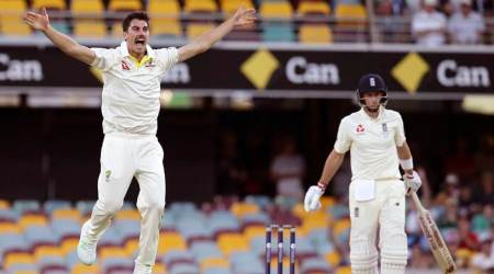 Ashes 2017: James Vince leads England before Australia strike late on Day 1 atGabba