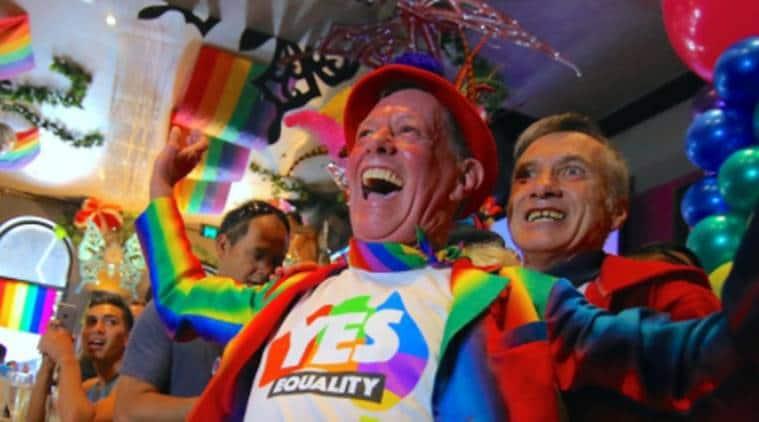 Homosexual laws in australia
