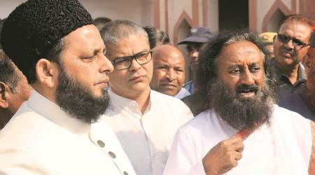 Ayodhya land dispute: Solution from heart will be recognised for ages, says Ravi Shankar
