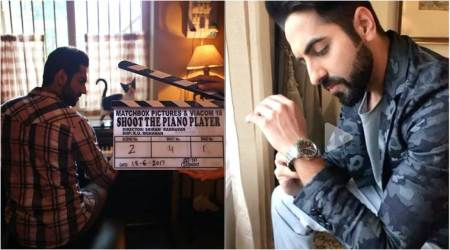 Ayushmann Khurrana heads to Pune for the last schedule of Sriram Raghavan's untitled thriller