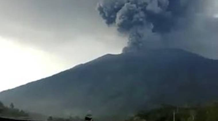 Bali Volcano What Travellers Need To Know World News The Indian