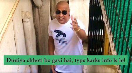 Baba Sehgal is back with a 'Googla ka zamana' video, and we STILL don't know why