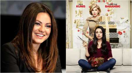 Mila Kunis, Bad Moms, Bad Moms Christmas, a bad moms christmas mila kunis