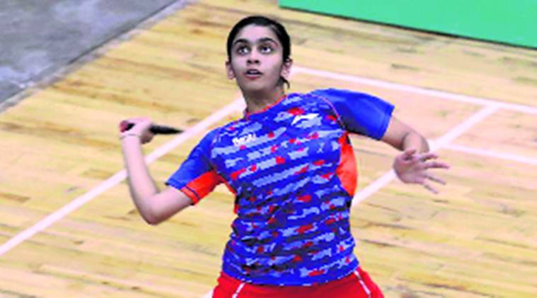 Purwa Barve, Smt Krishna Khaitan Memorial All India Junior tournament, India badminton juniors