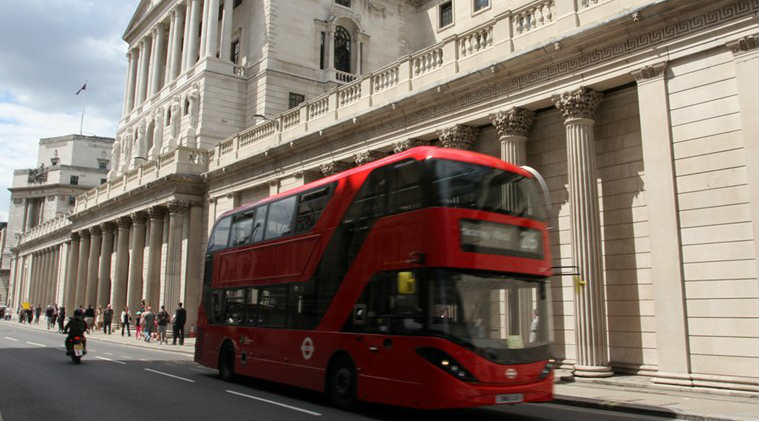 Waste coffee grounds will be used to make biofuels to power some of London's buses from today, according to a media report.