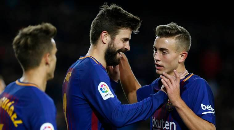 David Costas and Oriol Busquets delighted with winning Barcelona debuts