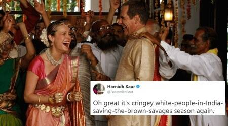 The INDIAN culture in Brie Larson's 'Basmati Blues' trailer makes Twitterati CRINGE!