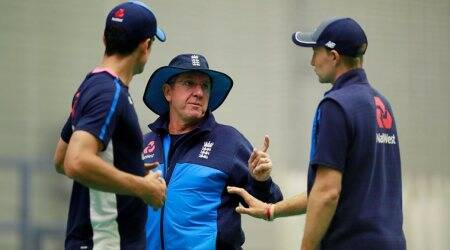 Packed schedule could lead to more players quitting red-ball cricket, says England coach Trevor Bayliss