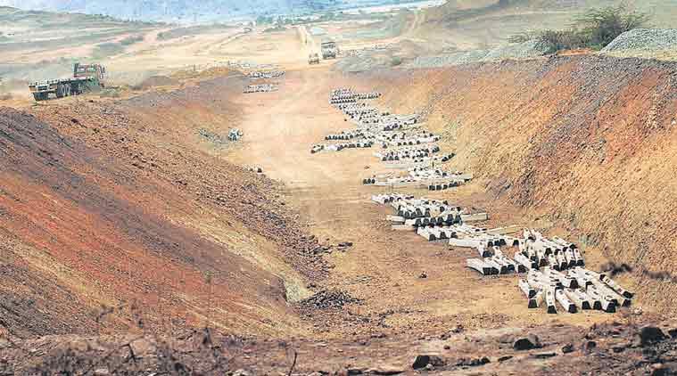 odisha, mining, mining affected areas, odisha chief secretary, indian express