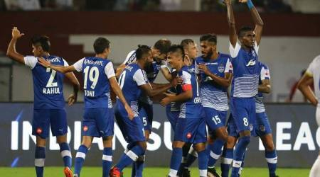 ISL 2017-18: Bengaluru FC register 2-0 victory against Mumbai City FC in debut