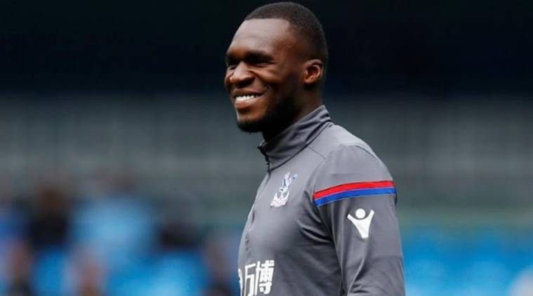 Christian Benteke, Christian Benteke Crystal Palace, Ruben Loftus-Cheek, Crystal Palace vs Everton, Roy Hodgson, Premier League, sports news, football, Indian Express
